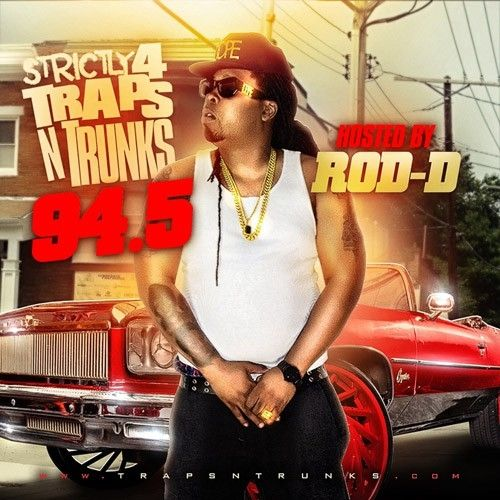 Strictly 4 The Traps N Trunks 94.5 - Traps-N-Trunks