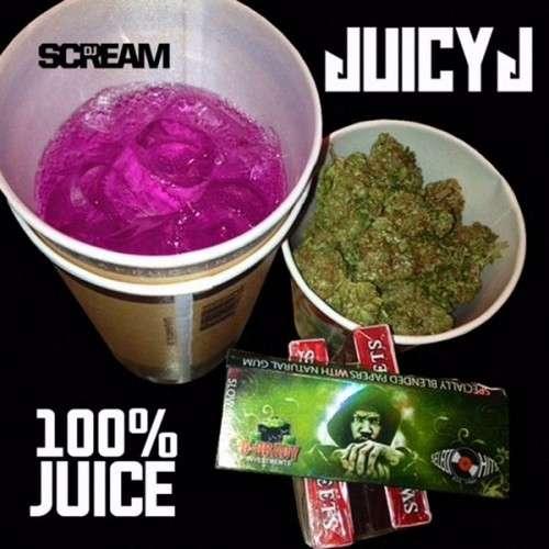 Juicy J - 100% Juice