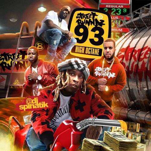 Various Artists - Street Runnaz 93 (High Octane)