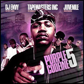 Purple Codeine 5 (Hosted By Juvenile) - DJ Envy