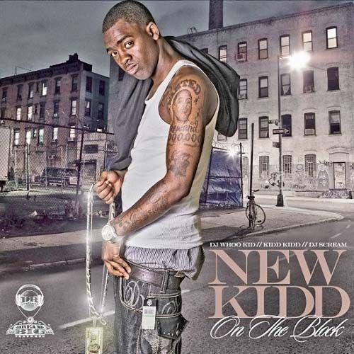 New Kid On Da Block - Kidd Kidd (DJ Whoo Kid, DJ Scream)