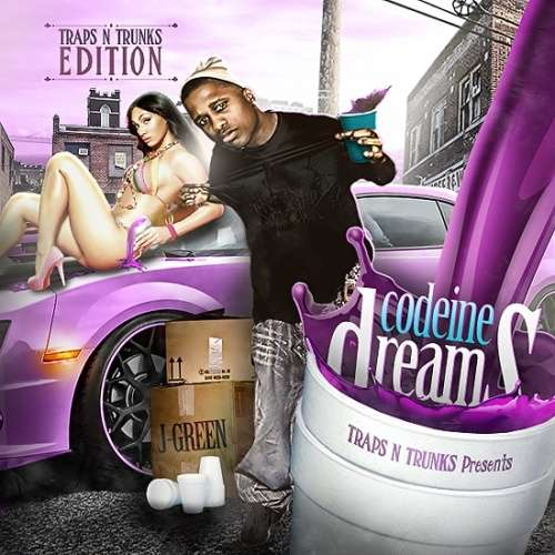 J-Green - Codeine Dreams