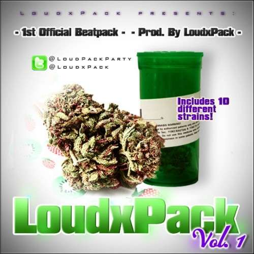 LoudxPack - LoudxPack Volume 1 (Instrumentals)