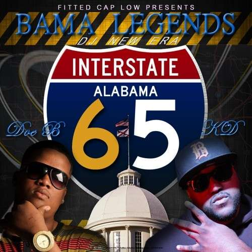 Various Artists - Bama Legends 6 (Hosted By KD & Doe B)