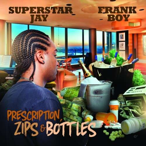 Frank Boy - Prescription Zips & Bottles