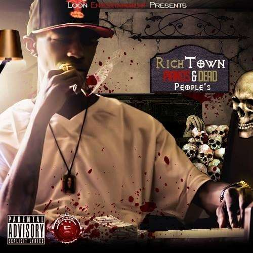 Richtown - Pianos & Dead People's