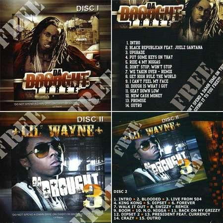Lil Wayne - Da Drought 3 (2 Disc)