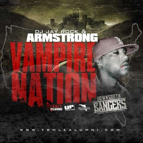 Armstrong - Vampire Nation