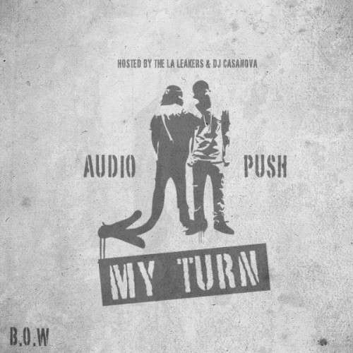 Audio Push - My Turn