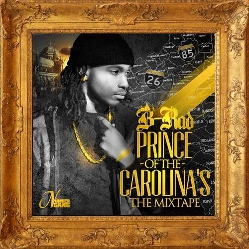 B-Rad - Prince Of The Carolinaz