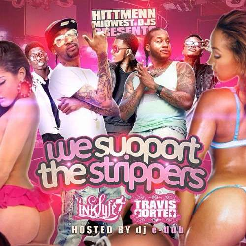 InkLyfe - We Support The Strippers