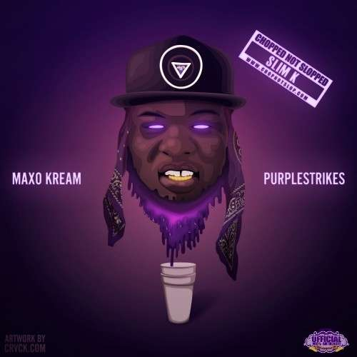 Maxo Kream - Purple Strikes