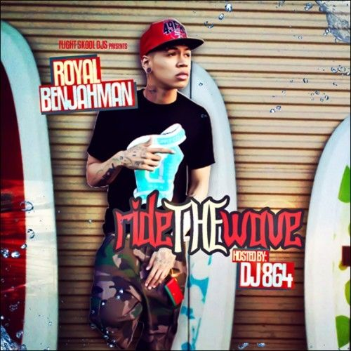 Ride The Wave - Royal BenJahman (DJ 864)