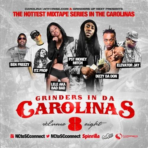 Various Artists - Grinders In Da Carolinas 8