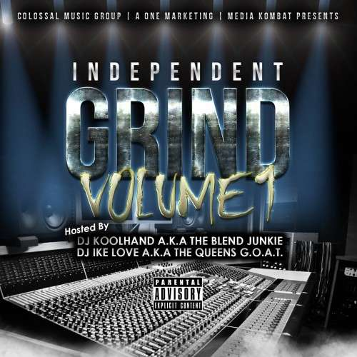 Various Artists - Independent Grind
