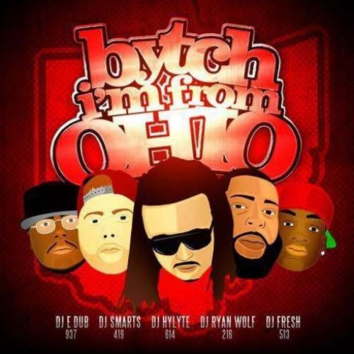 Various Artists - Bytch I'm From Ohio