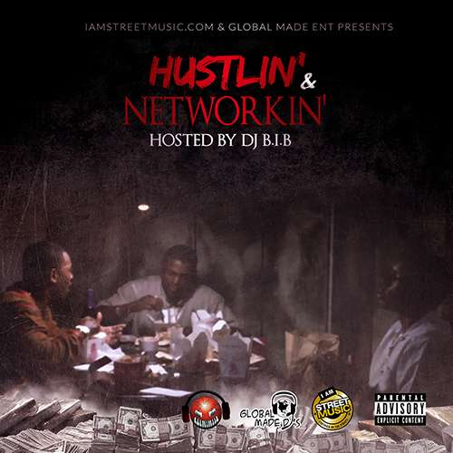 Various Artists - Hustlin' & Networkin'