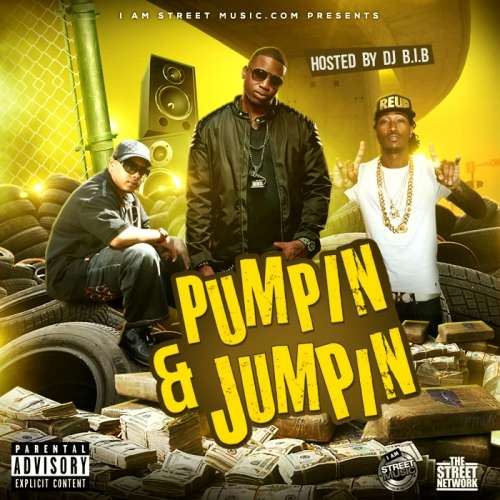 Various Artist - Pumpin & Jumpin