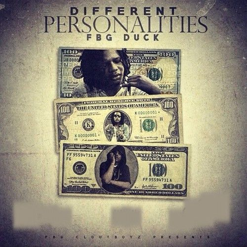 Different Personalities - FBG Duck