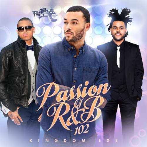 Various Artists - The Passion Of R&B 102
