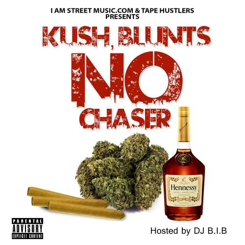 Various Artist - Kush, Blunts, No Chaser