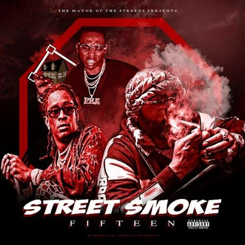 Various Artists - Street Smoke 15