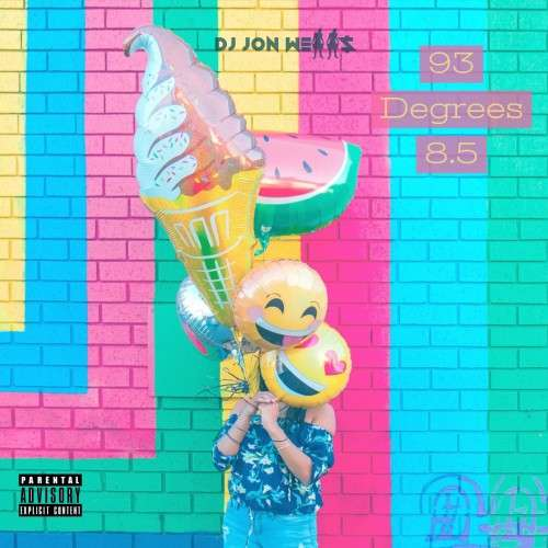 Various Artists - 93 Degrees 8.5