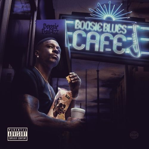 Boosie Blues Cafe - Boosie Badazz