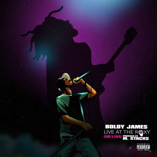 Boldy James - Live At The Roxy's