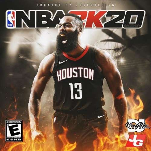 Various Artists - NBA 2K20 (James Harden Edition)