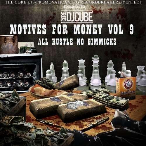 Various Artists - Motives 4 Money 9 (All Hustle No Gimmicks)