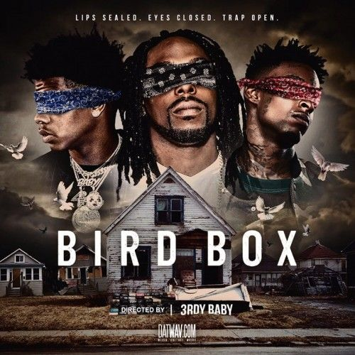 Bird Box (Lips Sealed. Eyes Closed. Trap Open) - 3rdy Baby