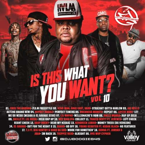 Various Artists - Is This What You Want 10