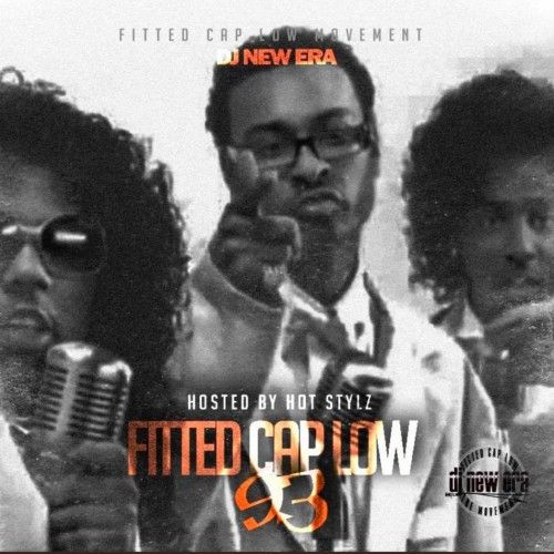 Fitted Cap Low 93 (Hosted By HotStylz) - DJ New Era