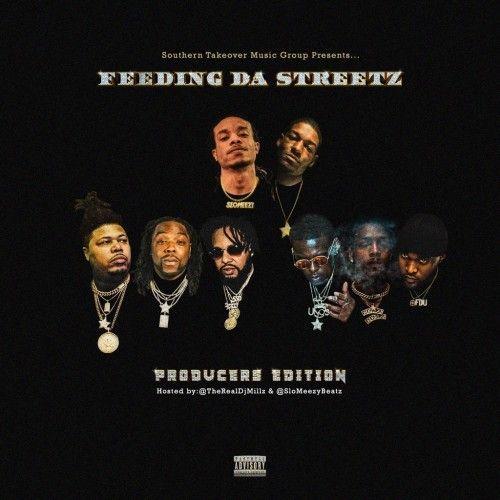Feeding The Streetz (Producer Edition) - Dj Millz