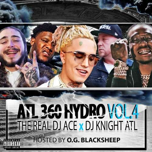 Various Artists - ATL 360 Hydro 4