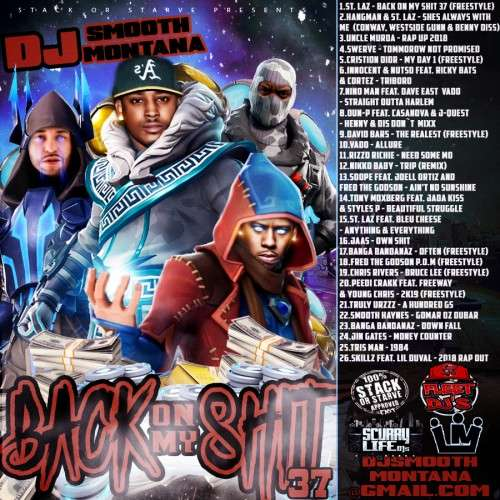 Various Artists - Back On My Shit 37