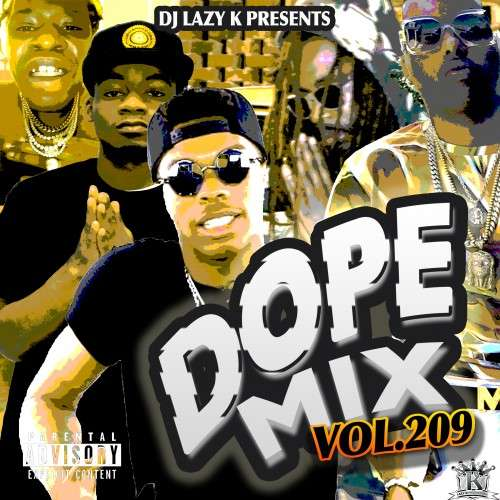 Various Artists - Dope Mix 209
