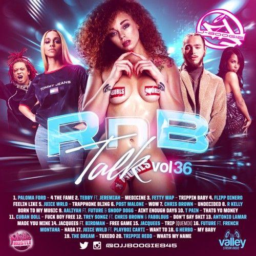 RnB Talk 36 - DJ J-Boogie