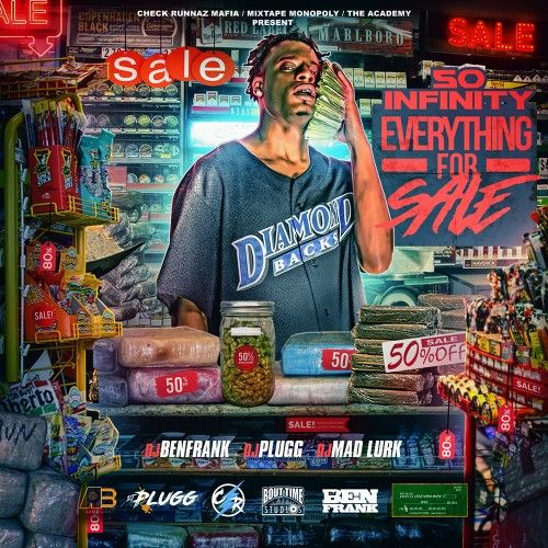 Everything For Sale - So Infinity (DJ Ben Frank, DJ Plugg)