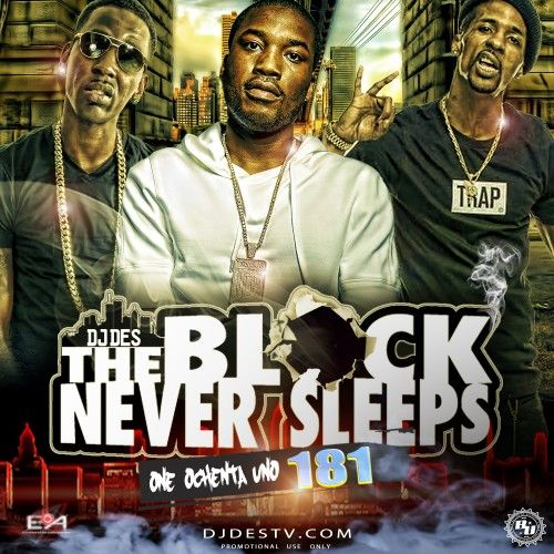 The Block Never Sleeps 181 - DJ DES
