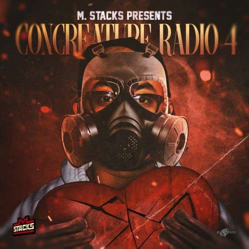 Various Artists - Concreature Radio 4