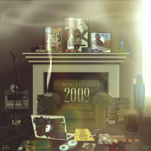 Curren$y & Wiz Khalifa - 2009 Mixtape