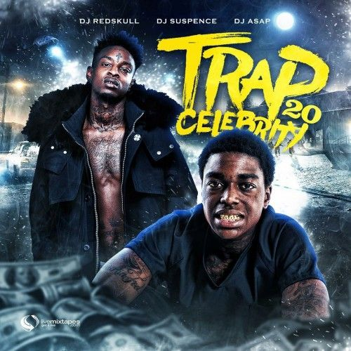 Trap Celebrity 20 - DJ Suspence, DJ ASAP, DJ Red Skull