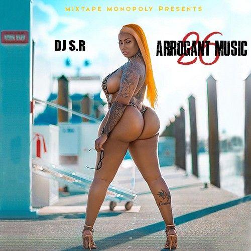 Arrogant Music 26 - DJ S.R., Mixtape Monopoly