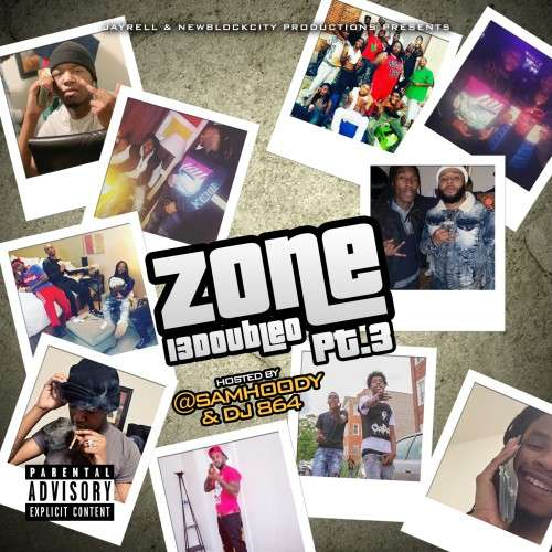 Various Artists - Zone 13Double0 Pt. 3