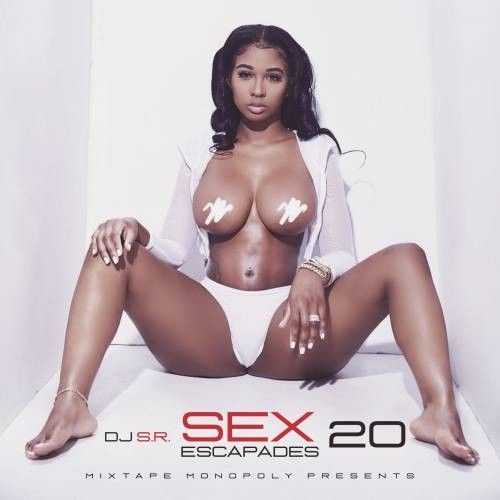Sex Escapades 20 - DJ S.R., Mixtape Monopoly