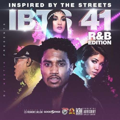 Various Artists - Inspired By The Streets 41 (R&B Edition)
