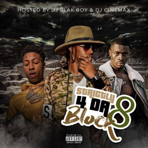 Various Artists - Strictly 4 Da Block 8