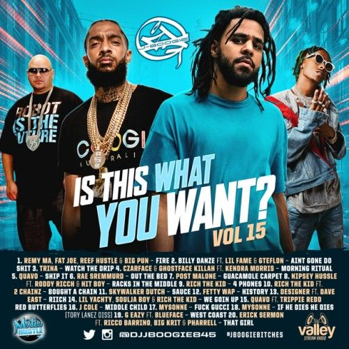 Is This What You Want 15 - DJ J-Boogie